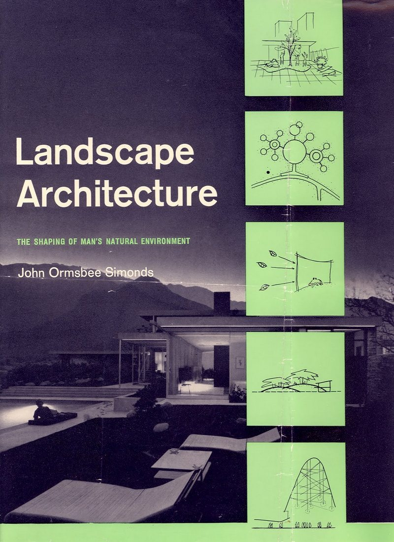 Landscape Architecture: The Shaping of Man's Natural Environment, 1961