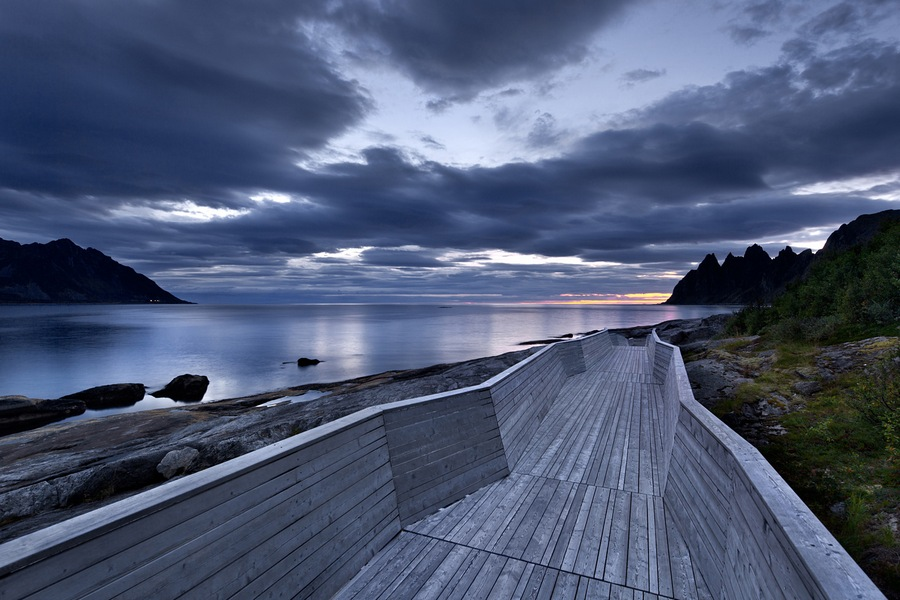 Ken Schluchtmann. Sense of Place. Project: Tungeneset (NORWAY) by Code Arkitektu