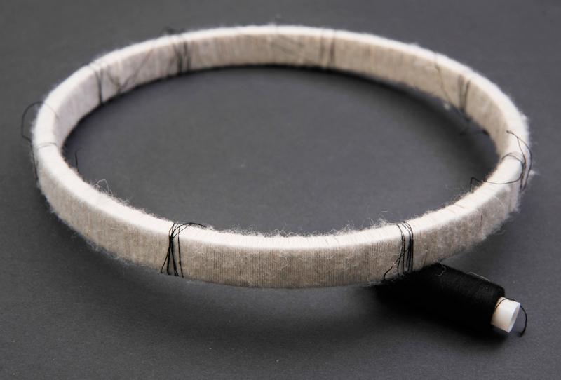 мастер-класс по изготовлению ловца снов деление кольца