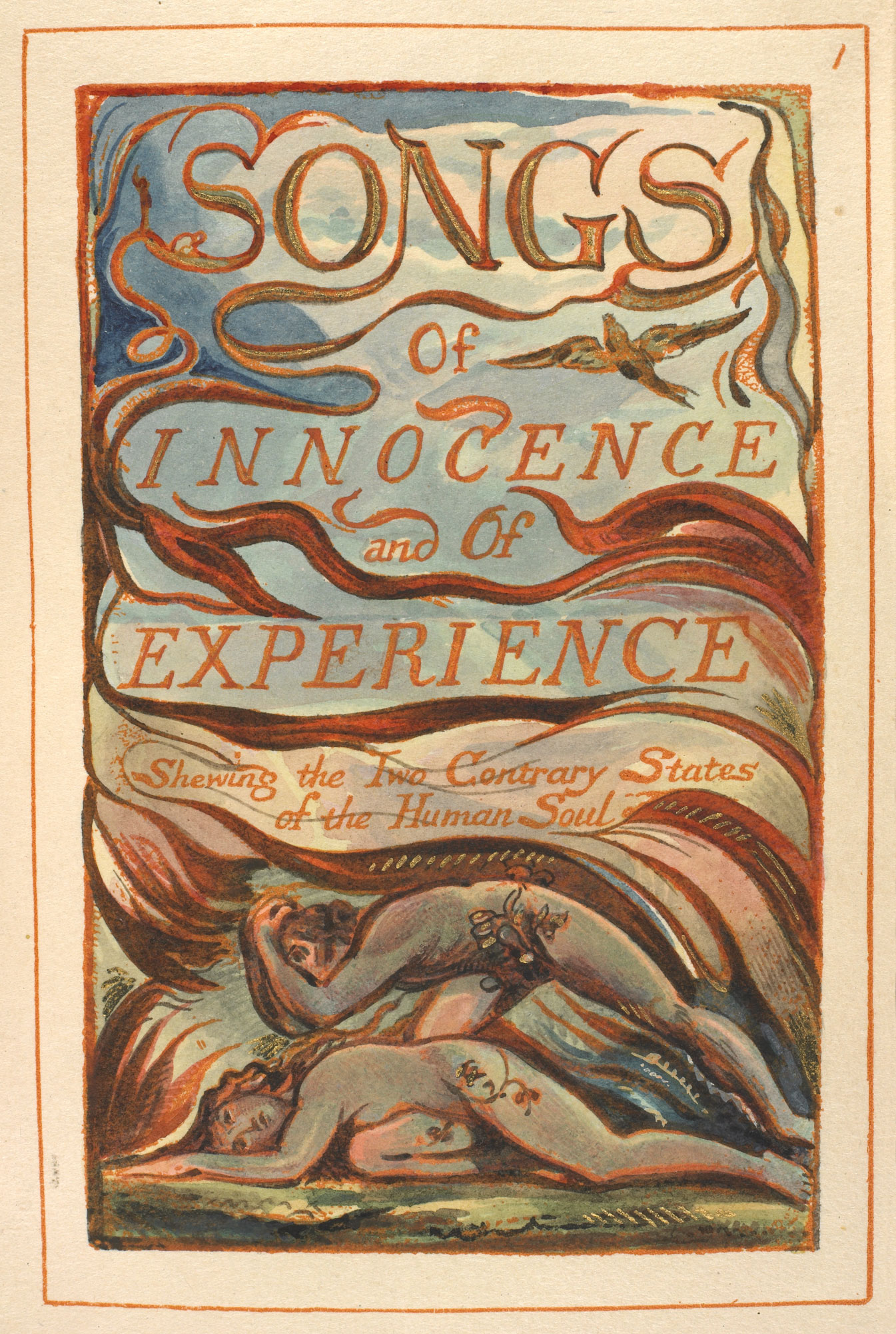 william blake innocence and experience essays The essay songs of innocence and experience by william blake discusses in detail two poems of william blake, 'the lamb' and 'the tyger.