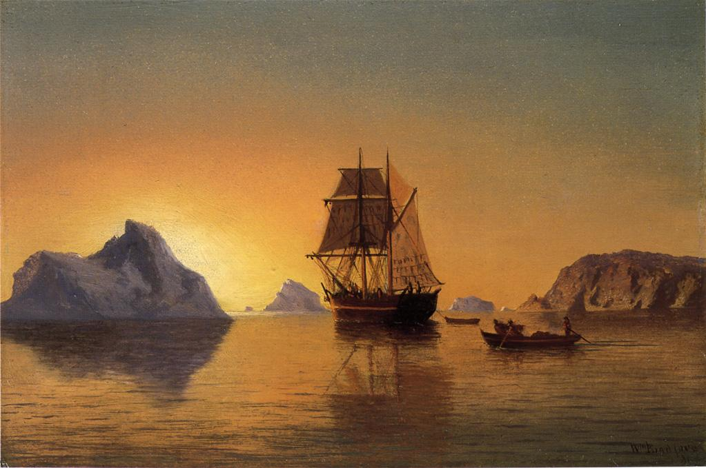 Bradford William An Arctic Scene 1881