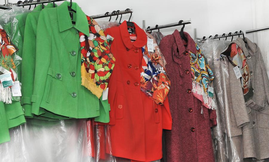 Женский магазин модной одежды в Ижевске