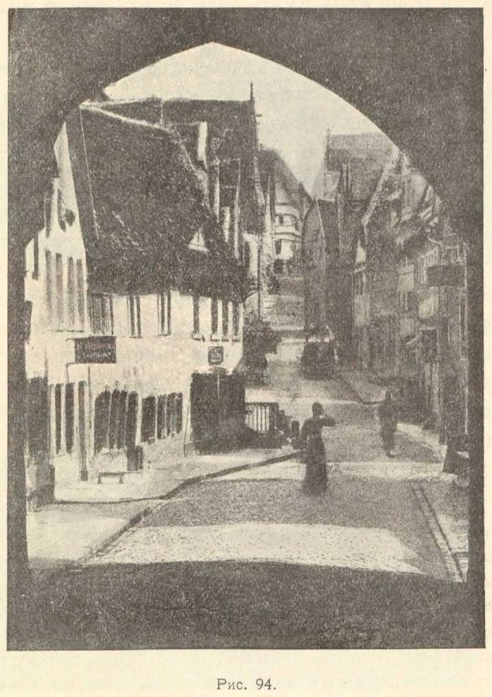 звуки средневекового города