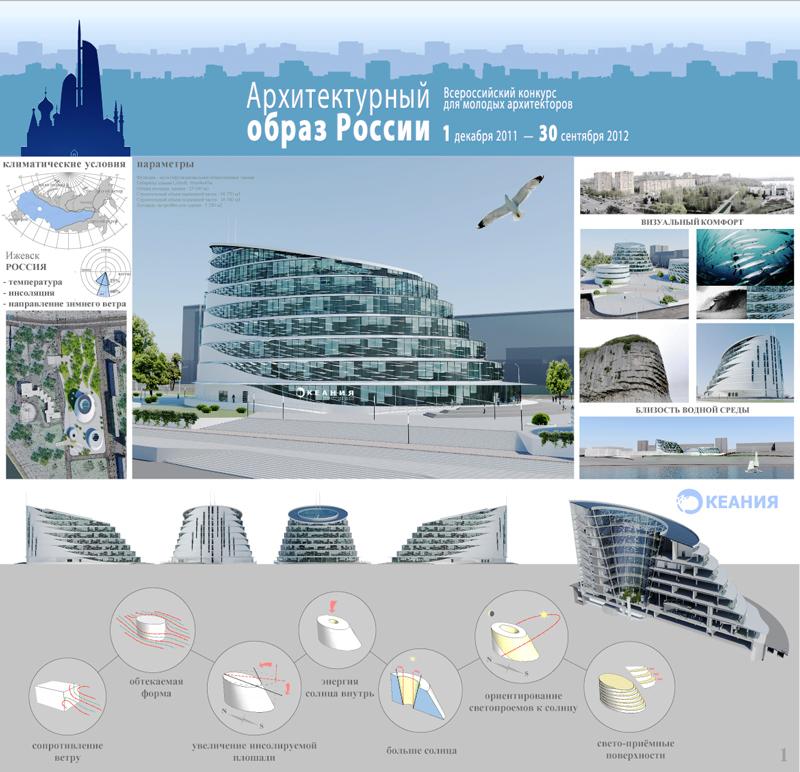 Архитектура проект конкурс
