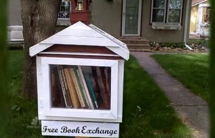 свободный обмен книг