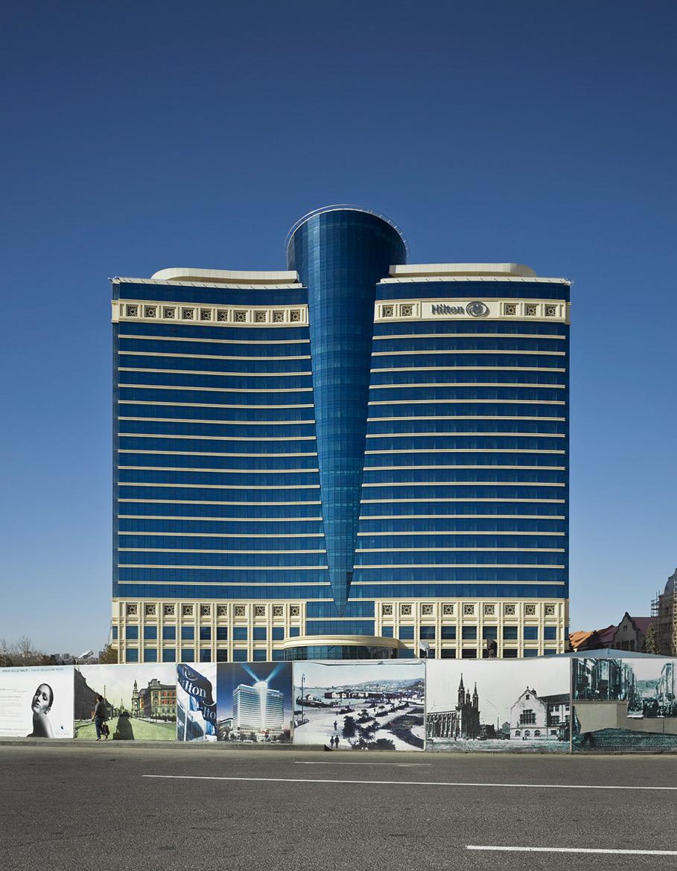 Отель Hilton в Баку