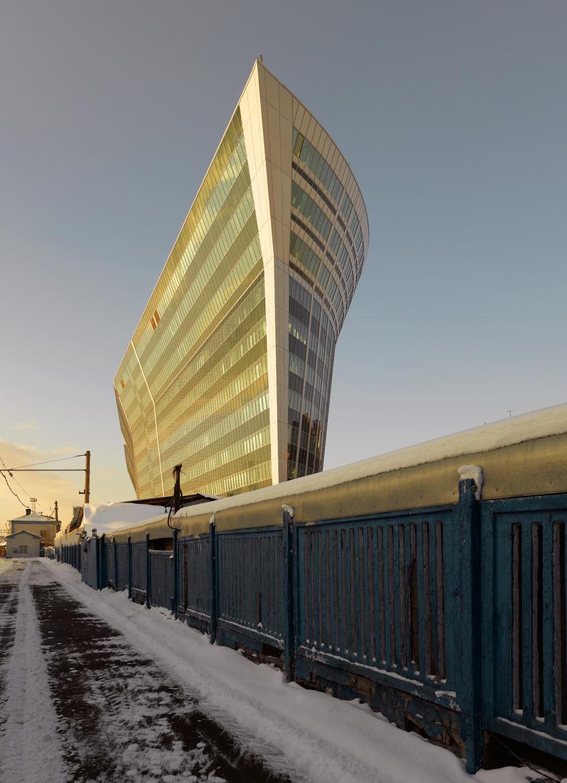 Многофункциональный комплекс «Легион III» в Москве, 2008 год
