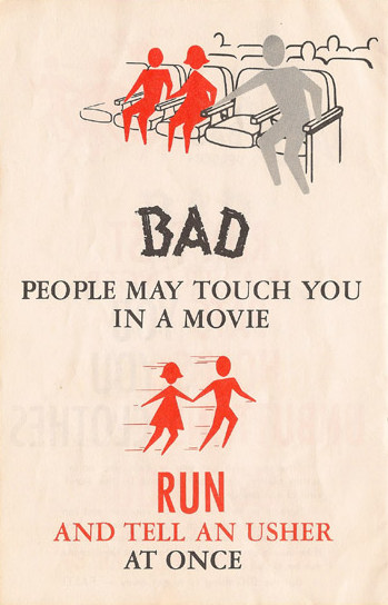 How to Tell Good People from Bad People : This is Your Secret Book! 1964 Publisher: International Order of the Golden Rule (OGR)