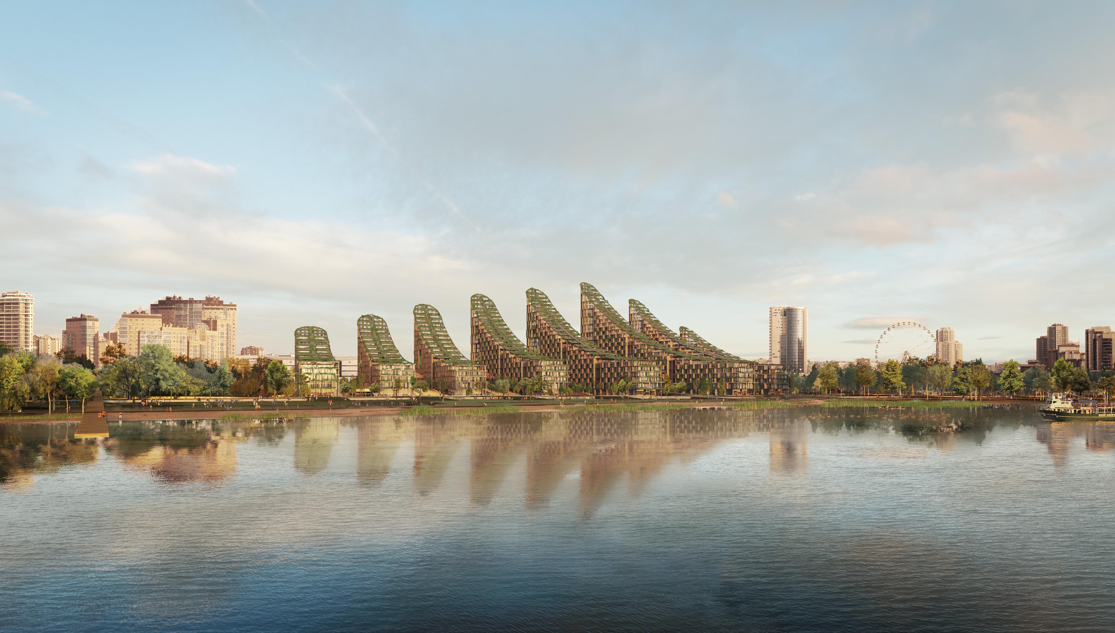 Архитектурная и дизайнерская студия Borgos Pieper (Испания—Англия) Авторский коллектив в составе: Etienne Borgos, Nadine Pieper