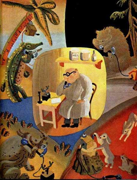 Чуковский К. Сказки / Художник В. Конашевич. — М. : Детская литература, 1984