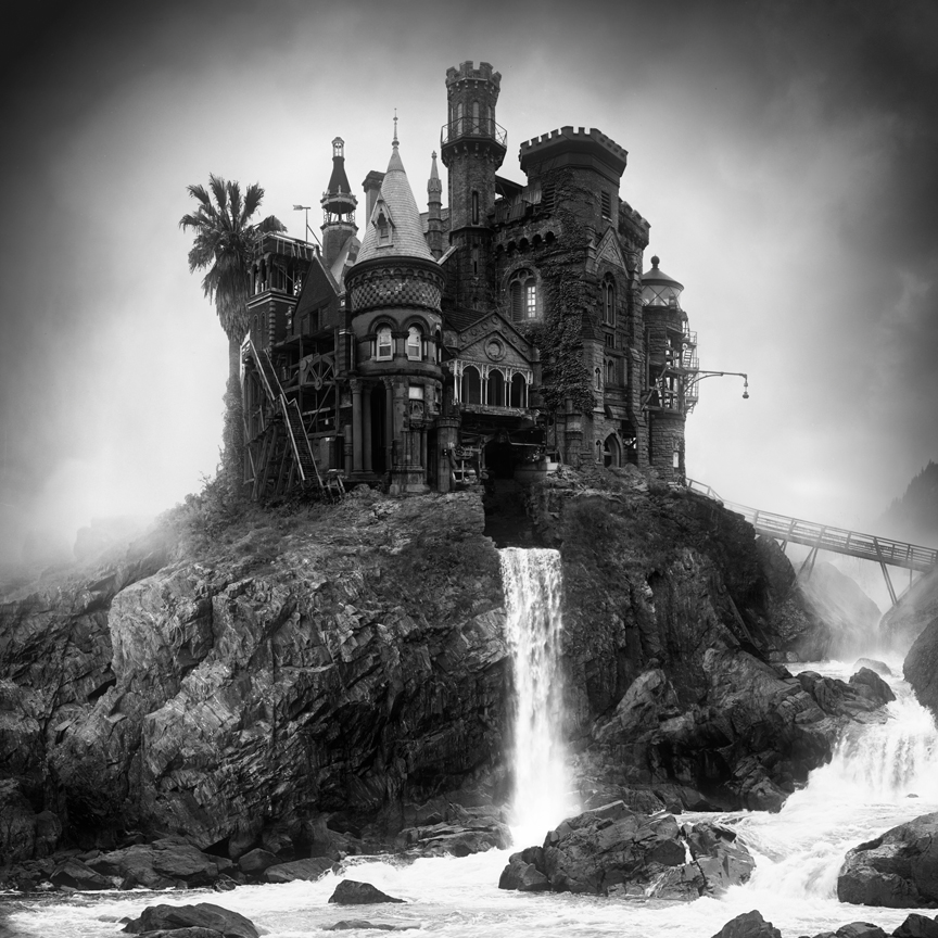 © Jim Kazanjian. Untitled (chateau). 2011