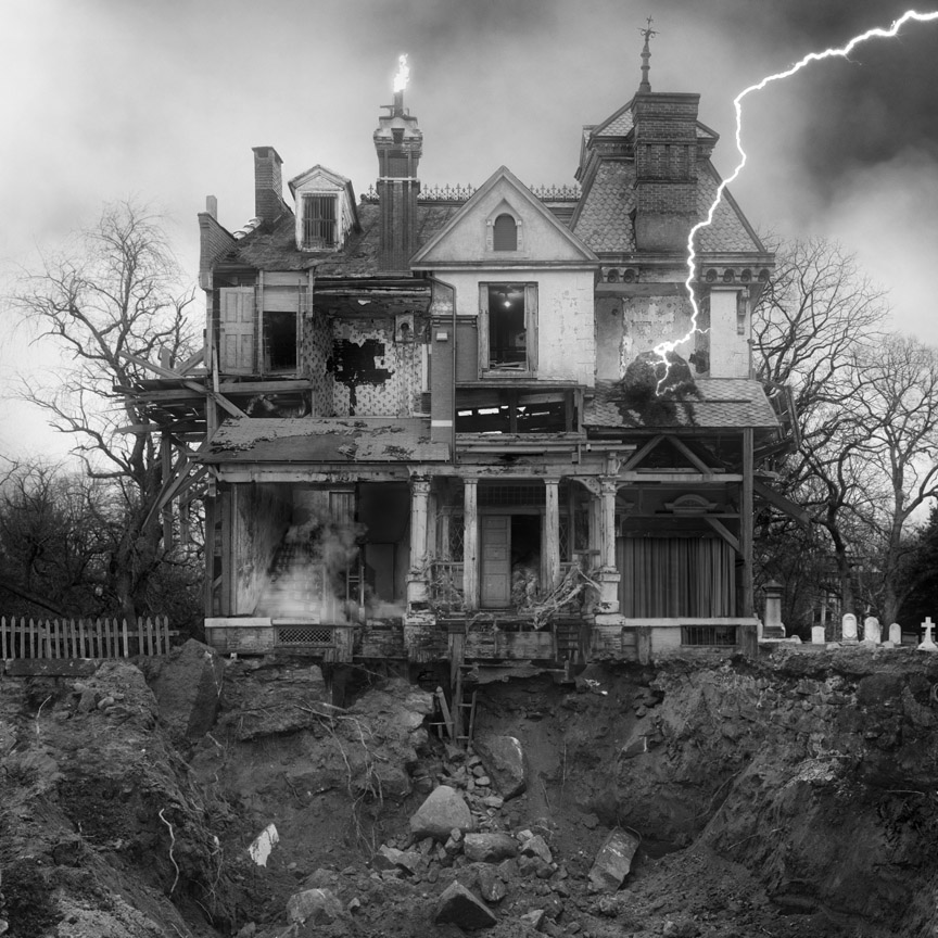 © Jim Kazanjian. Untitled (exterior). 2010