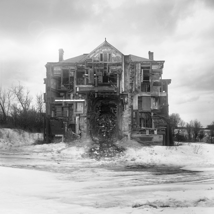© Jim Kazanjian. Untitled (facade). 2010