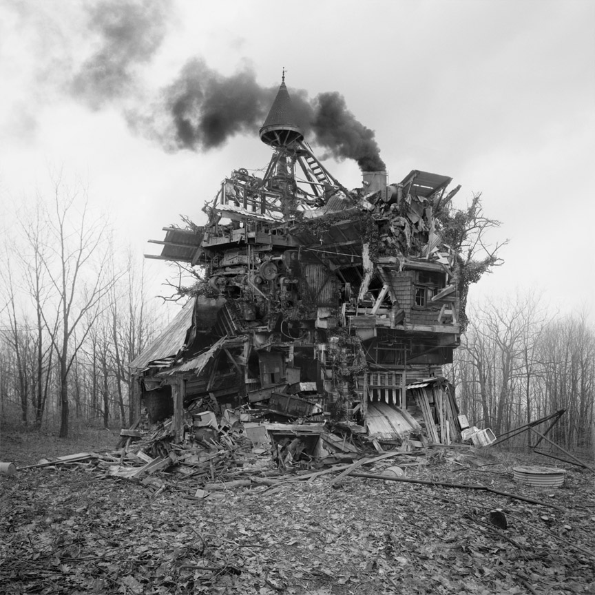 © Jim Kazanjian. Untitled (folly). 2010