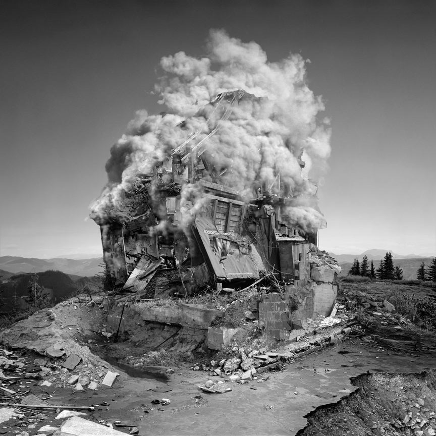 © Jim Kazanjian. Untitled (implosion). 2008