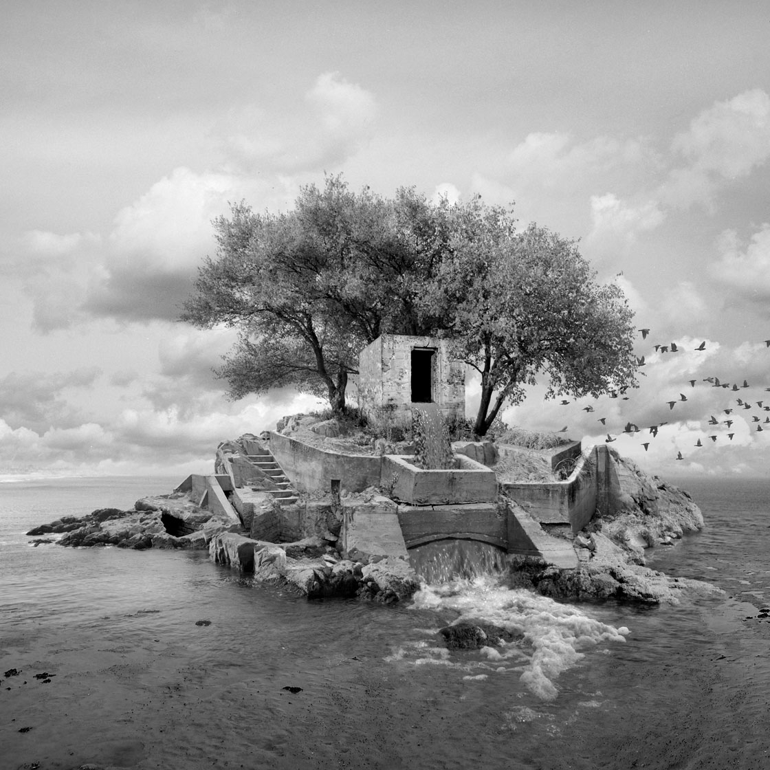 © Jim Kazanjian. Untitled (outpost). 2008