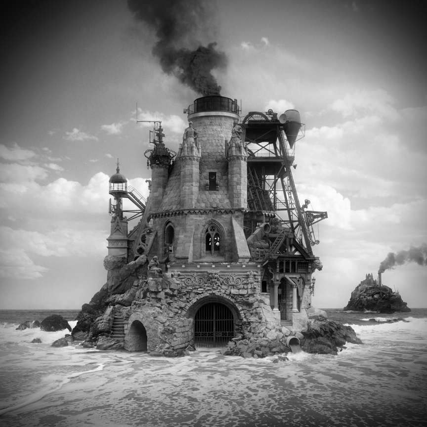 © Jim Kazanjian. Untitled (temple). 2012
