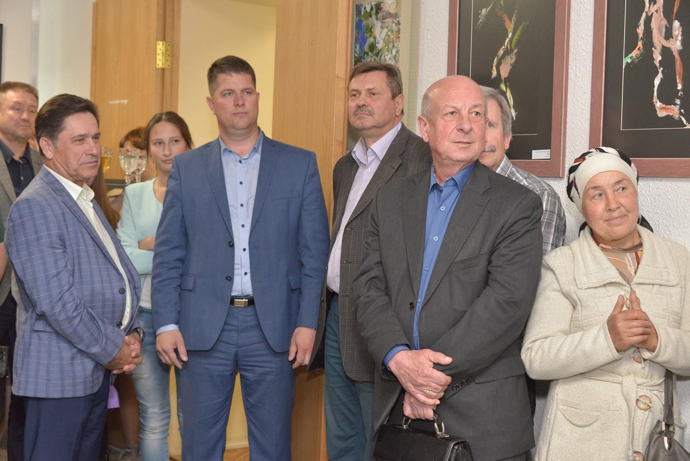 6 июня 2016 года в Доме архитектора Удмуртского регионального отделения Союза архитекторов России в Ижевске открылась персональная выставка живописи и графики архитектора Александра Николаевича Зорина