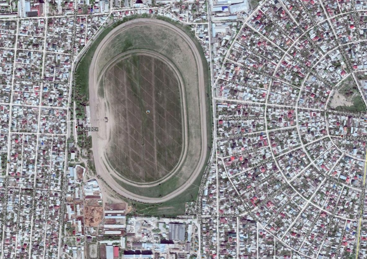 Ипподром «Ак-Кула» в Бишкеке