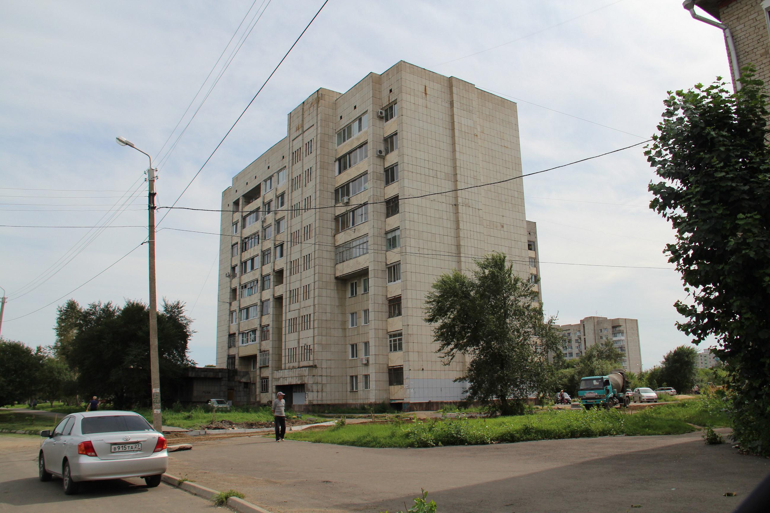 Комсомольск-на-Амуре, 2016