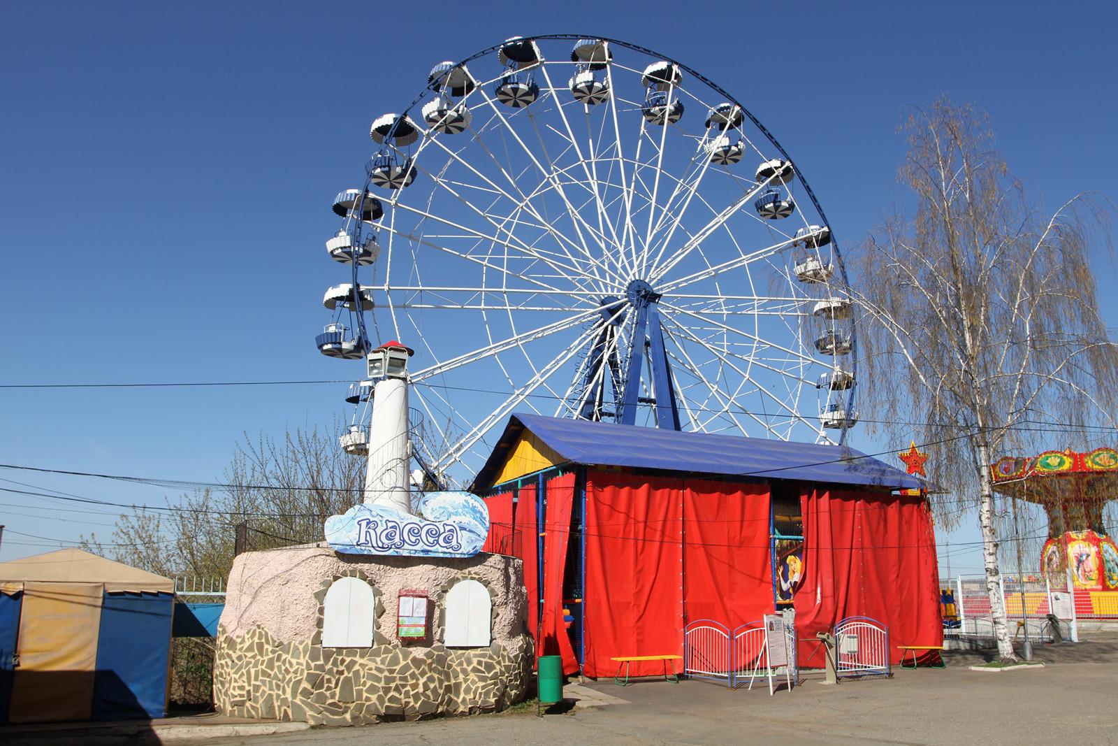 парк кирова ижевск схема