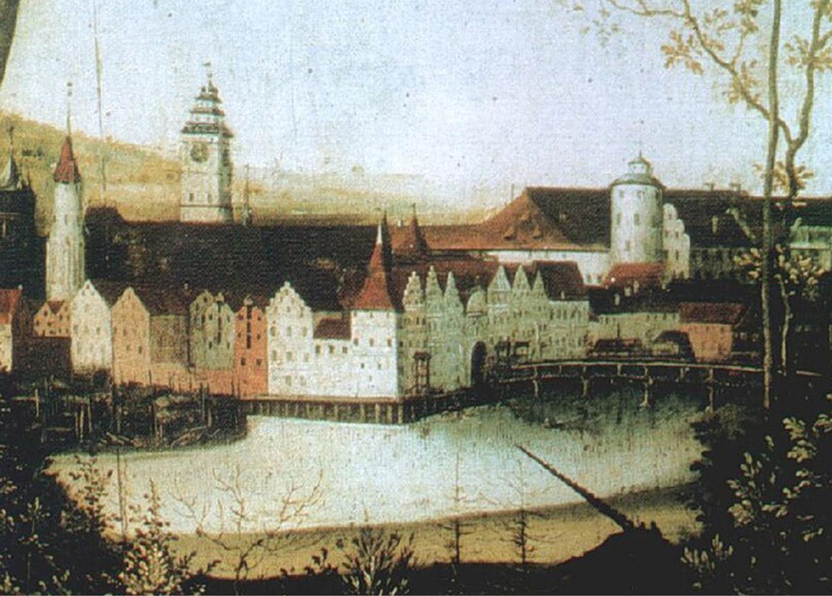Кёнигсберг на старых гравюрах и рисунках. Часть 1. - n.o.k..