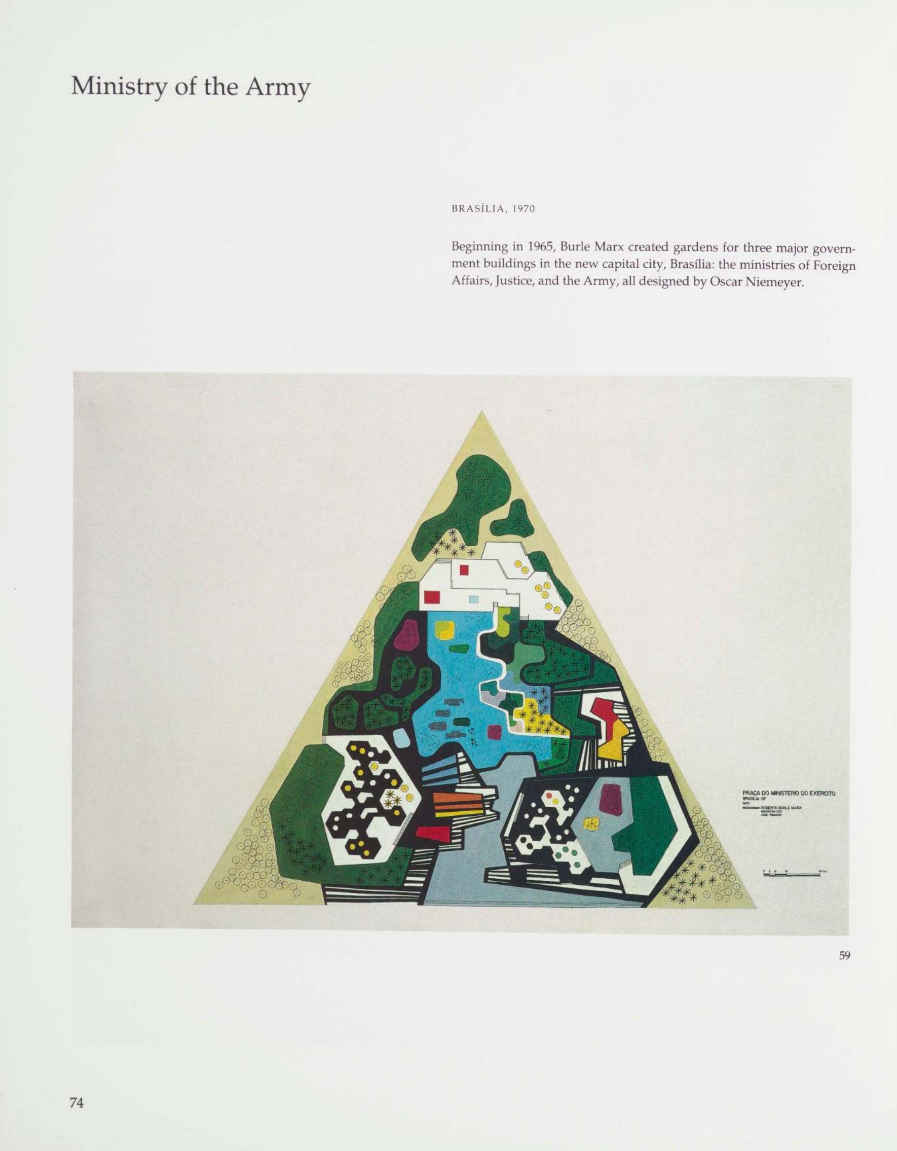 Roberto Burle Marx : The Unnatural Art of the Garden / by William Howard Adams. — New York : The Museum of Modern Art, 1991