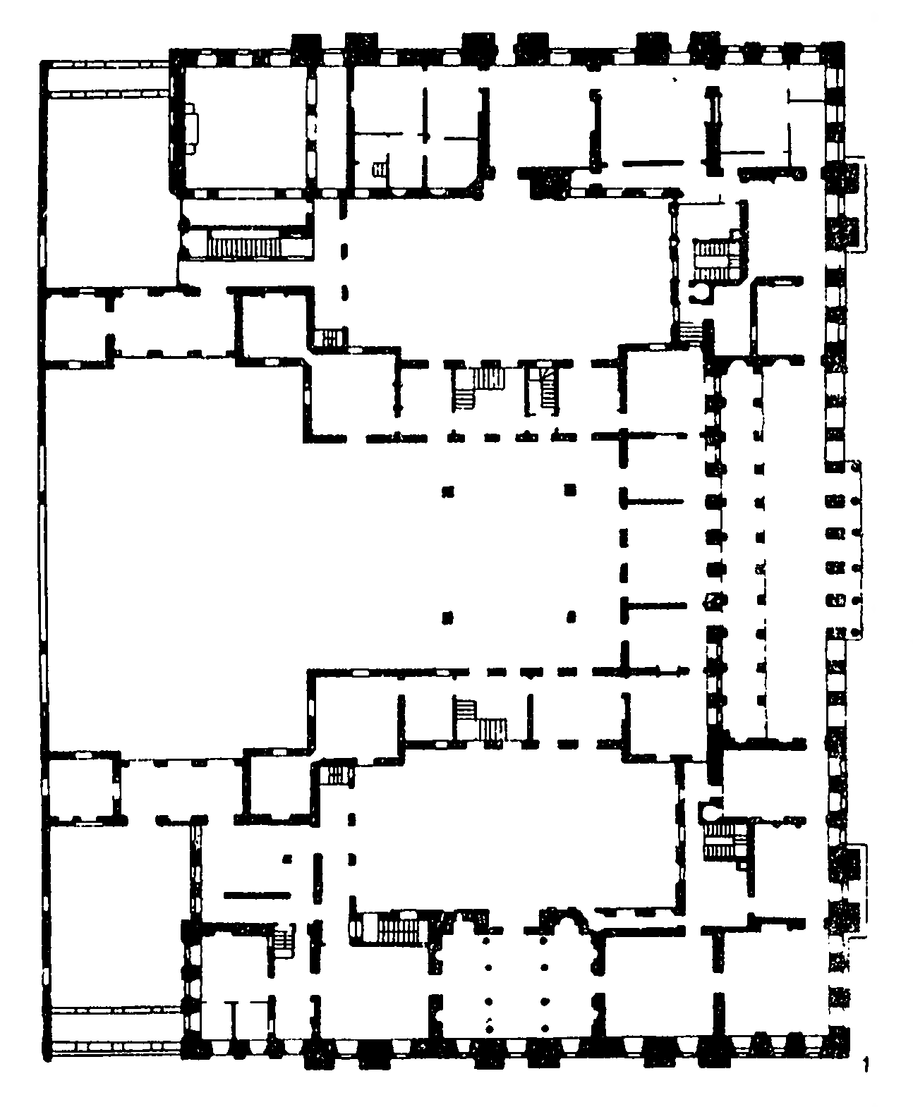 планировка двора хозяйственных построек схема
