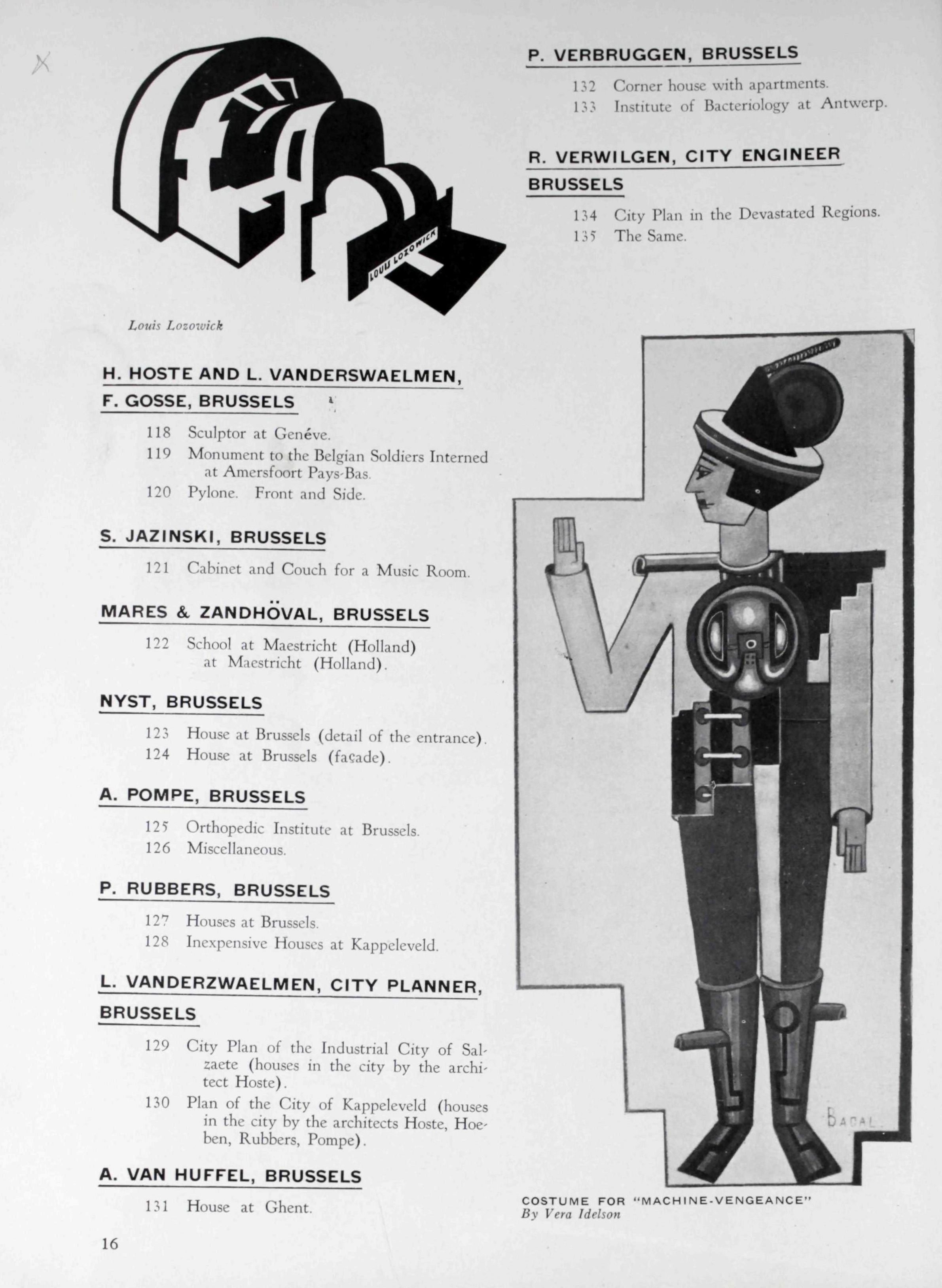 Machine-Age Exposition : Catalogue. — New York, 1927