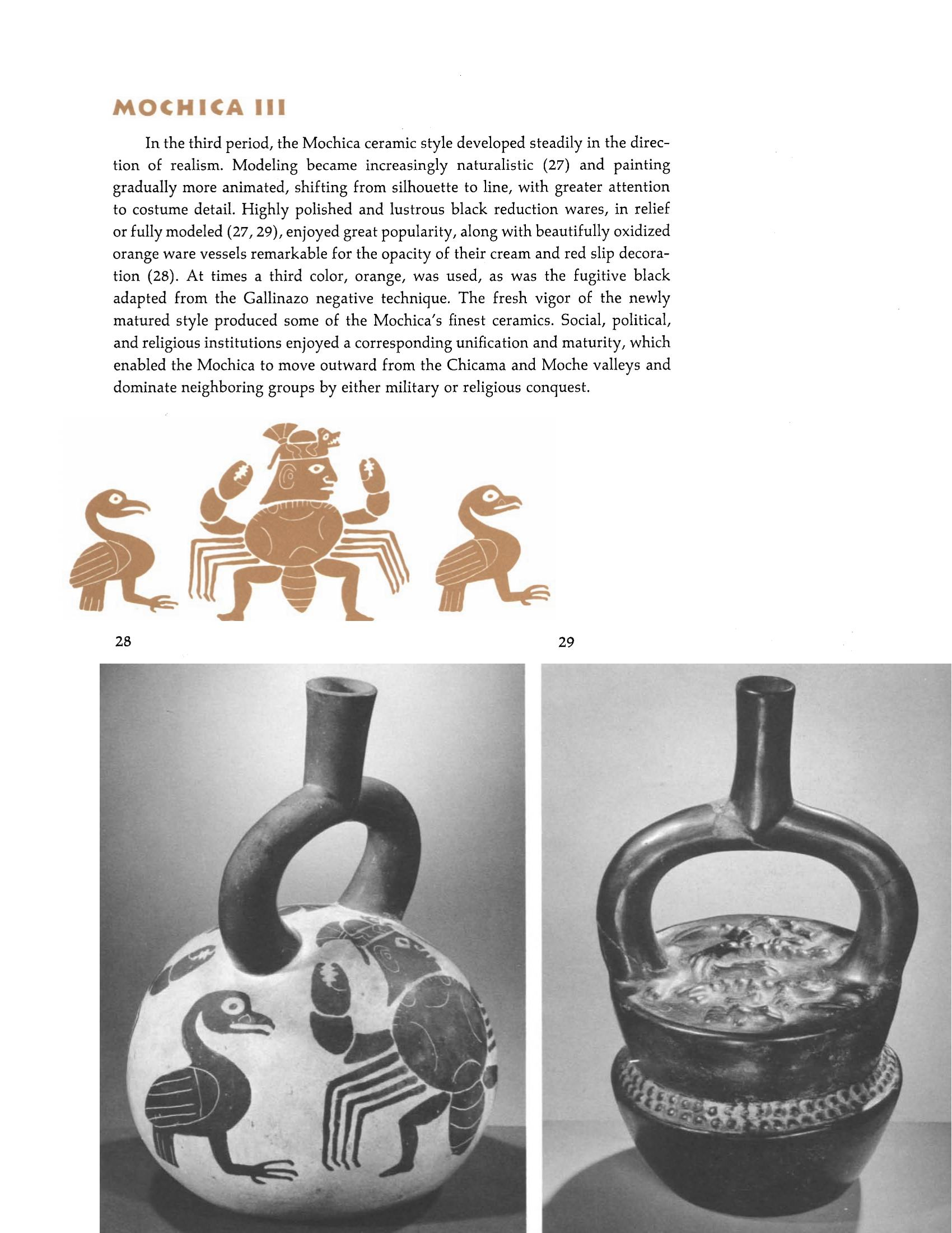 Ancient Peruvian Ceramics