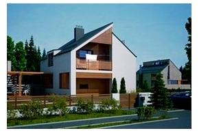 Лучший индивидуальный жилой дом эконом класса