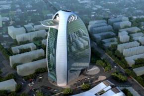 Жэньминь жибао возводит свою новую штаб-квартиру в Пекине