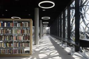 Самая крупная библиотека Европы открылась 3 сентября 2013 года в Бирмингеме