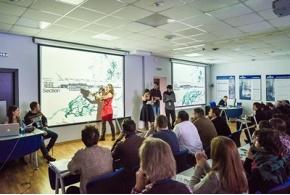 XVII проектная сессия Международного Байкальского Зимнего градостроительного университета