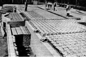 Архив СА: Вопросы внутреннего оборудования. 1927