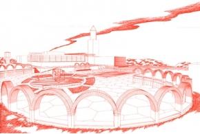 Выставки в Доме архитектора в июне—июле 2015 года: история эспланады и студенческие проекты