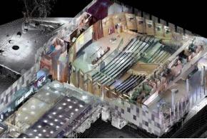Компания «АКСЭС»: услуги 3D-сканирования для застройщиков и проектировщиков