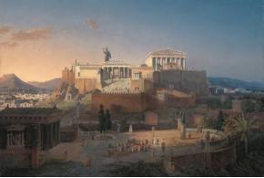 Н. И. Брунов. О пропорциях в архитектуре Древней Греции. 1936