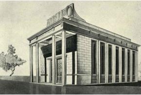 П. П. Роттерт. Строительство московского метро. 1936