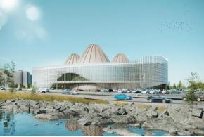 Проект Государственной филармонии и Арктического центра эпоса и искусств в Якутске