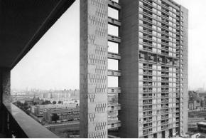 Архитектура Великобритании. 1918—1967