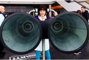 Аудиобинокль: звуки города Ньюкасла
