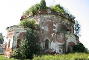 Архитектурное волонтёрство: Большой Селег. Церковь Покрова Пресвятой Богородицы