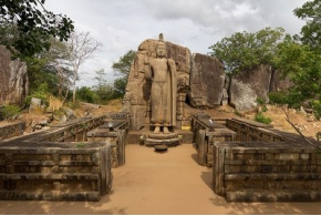 Архитектура Цейлона до середины XIX века