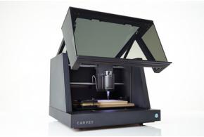 Carvey: малогабаритный фрезерный станок с ЧПУ
