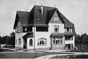 Дачная архитектура конца XIX — начала XX веков