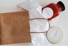 Новогодний DIY-подарок: смесь и соль для Кровавой Мэри