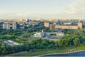 Завершен прием проектов конкурса концепций благоустройства территории, прилегающей к «МФК «Ривьера». ЖК №1» в Ижевске
