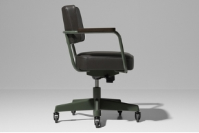 G-Star и Vitra представят в Милане обновлённую коллекцию офисной мебели Жана Пруве