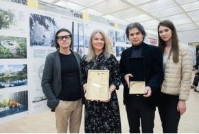 Итоги архитектурного фестиваля «Золотое сечение 2021»